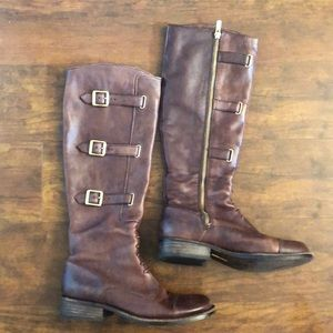 Vince Camuto Fenton Riding Boot Brown Size 7